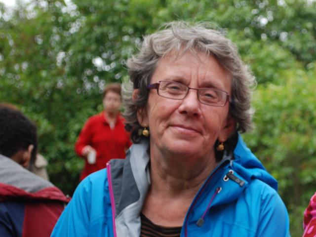 Karin Hanze ny ordförande
