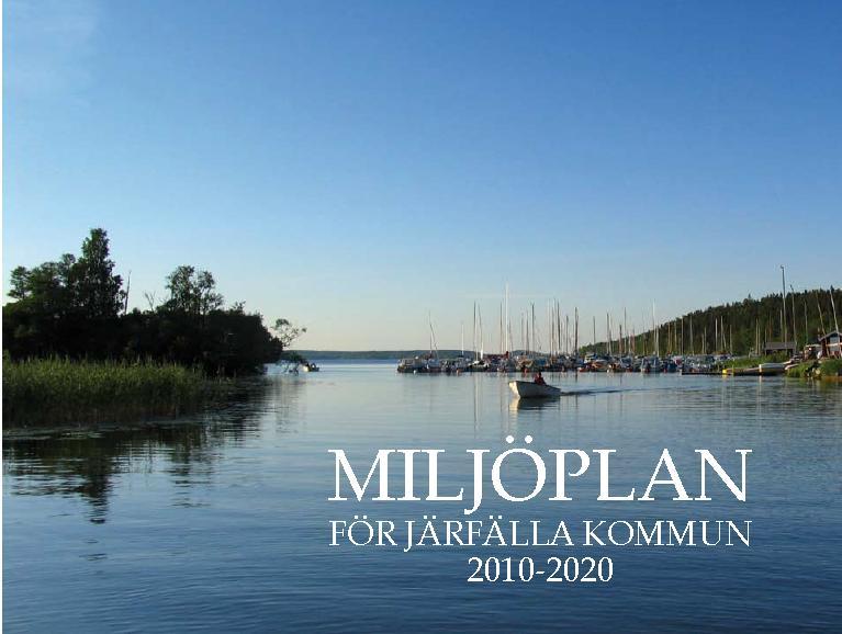 Miljöplan för Järfälla kommun