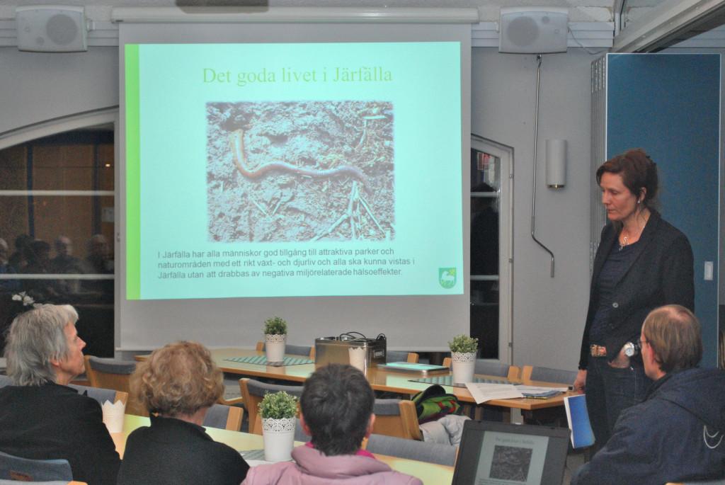 Miljöplanerare Jenny Ångman