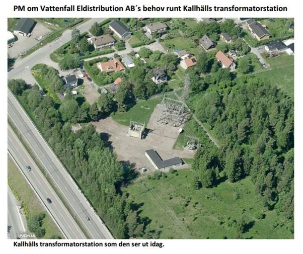 Transformatorstation Kallhäll